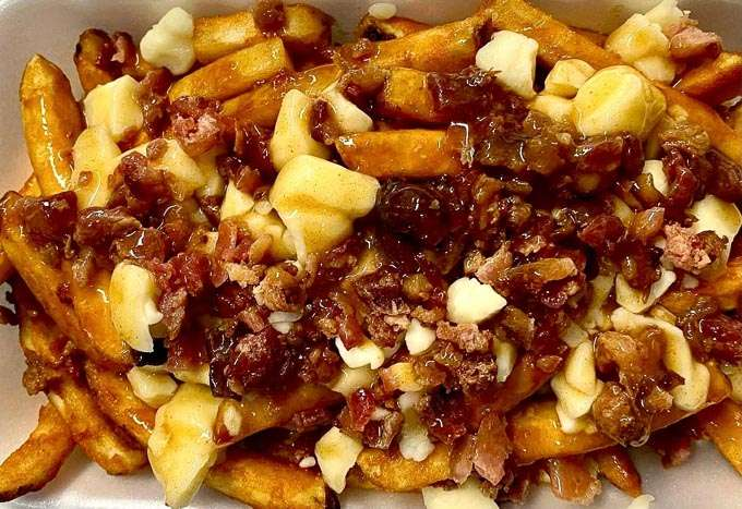 Poutine With Bacon - Bbq Bandits
