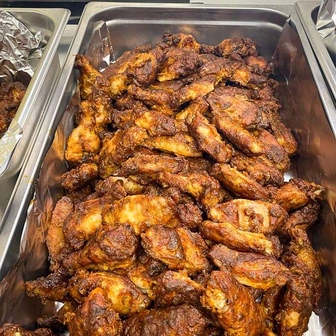 Wings-Catering - Bbq Bandits