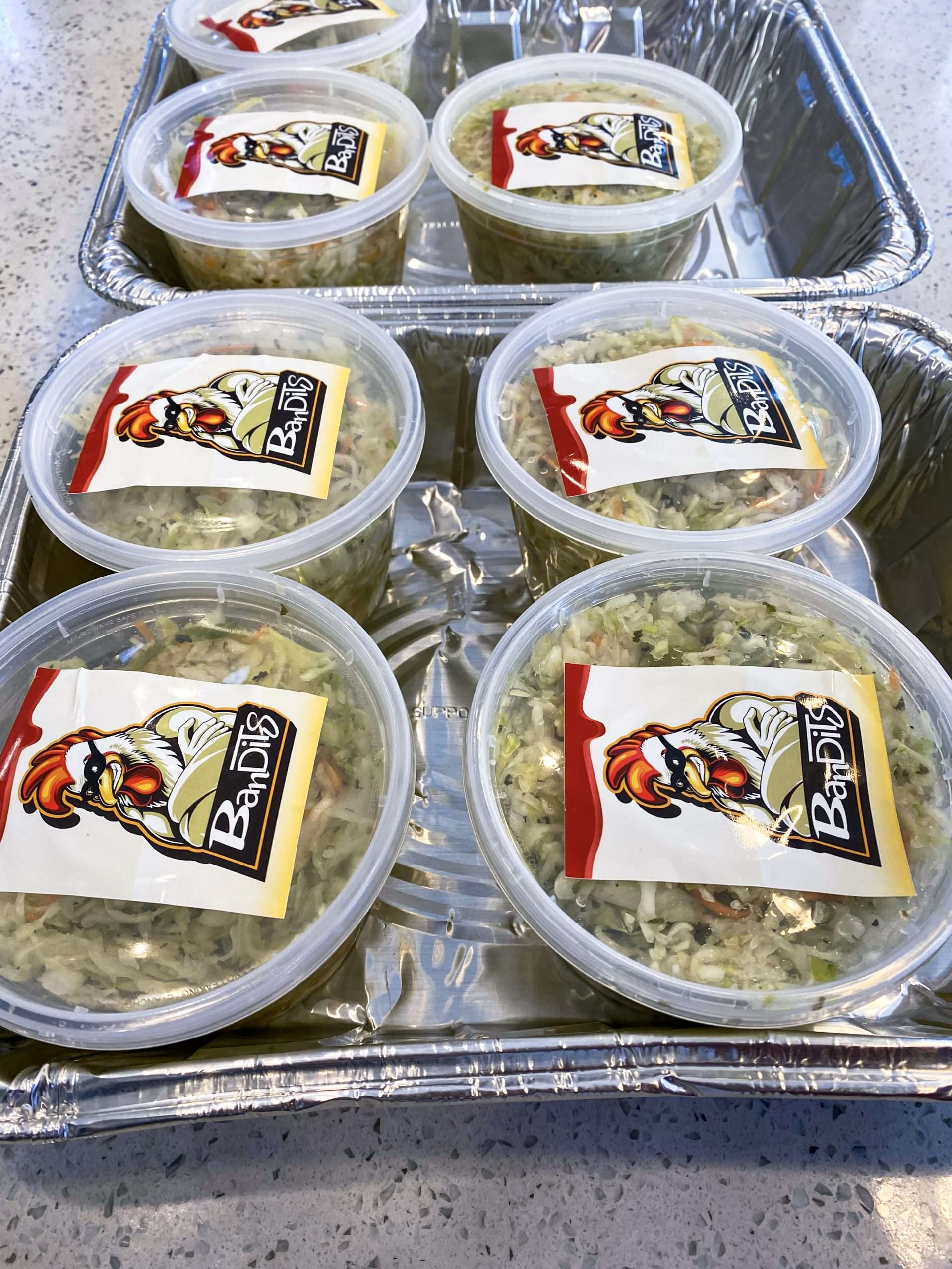 Slaw (large) - Catering - Bbq Bandits